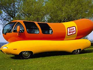 COURTWEEK-Weinermobile.236105528_std P Concrete Mobile Home Front on cabin front, log home front, barn front, apartment front, mobile homeless,